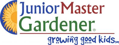 Junior Master Gardener - growing good kids Logo